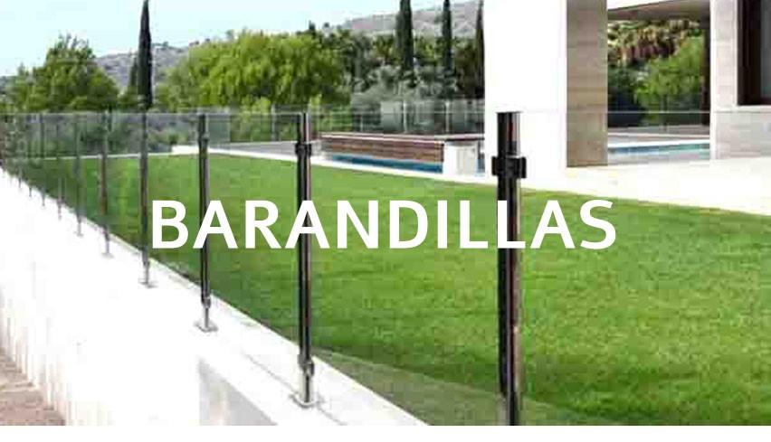 Barandillas